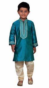 8d422054c Image is loading Boys-Indian-sherwani-Kurta-with-Churidar-pajama-for-