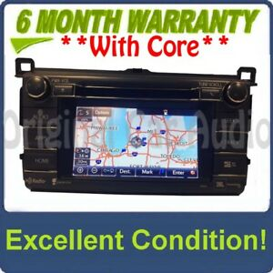 Toyota Rav4 JBL HD Radio CD Navigation Gracenote Bluetooth