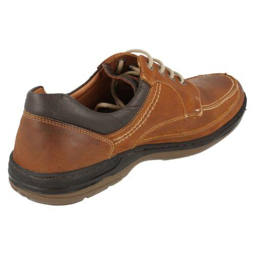 Gurupi 101022 Anatomic /& Co Mens Cognac Vintage Leather Shoes
