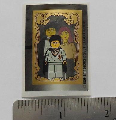 STICKERS Lego Harry Potter 4721 Hogwarts Classroom ...