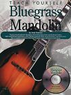 Teach Yourself Bluegrass Mandolin by Andy Statman (Paperback, 2002)