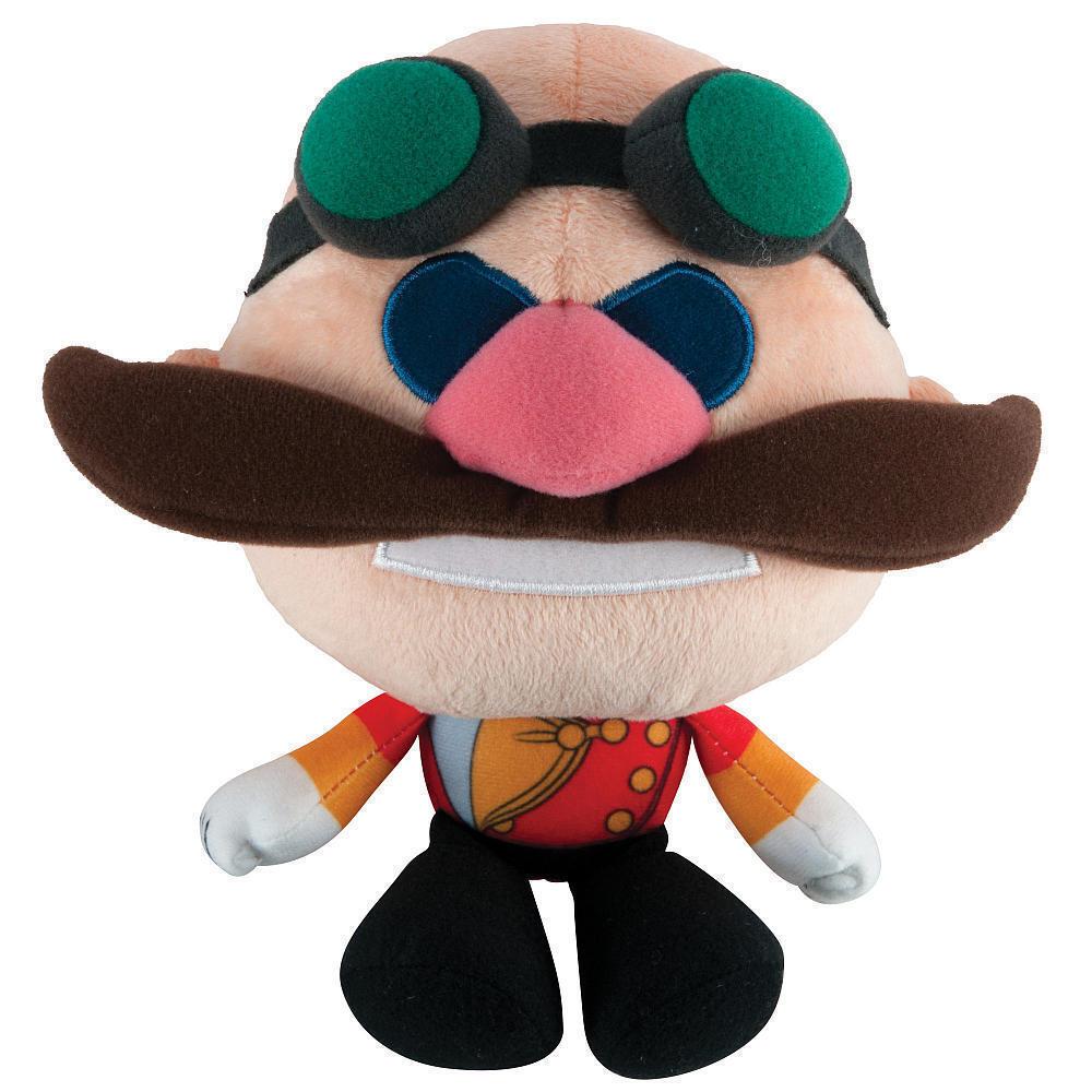 Sonic boom plüsch 6  dr. eggman sonic the hedgehog sega dr. hier sind  der arbeiter  figur.