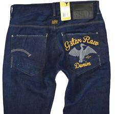 fe720e859e7 item 7 G-Star Mens Jeans W-33 L-32 New Radar Tapered Billy Embro 3D Raw  Flacks Denim -G-Star Mens Jeans W-33 L-32 New Radar Tapered Billy Embro 3D  Raw ...