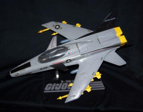 Acrylic display stand for GI Joe X-30 Conquest /& Cobra Python Patrol banked