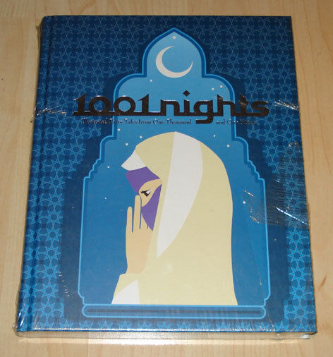 1001 Nights - Illustrated Fairy Tales from One Thousand and One Nights