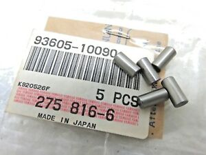 lot-of-5pcs-Yamaha-VIRAGO-750-1100-XT-350-250-Raptor-PIN-DOWEL-93605-10090