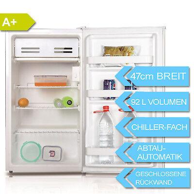 comfee Tischkühlschrank Kühlschrank KSE 8547 A+, 92 Liter Gesamt