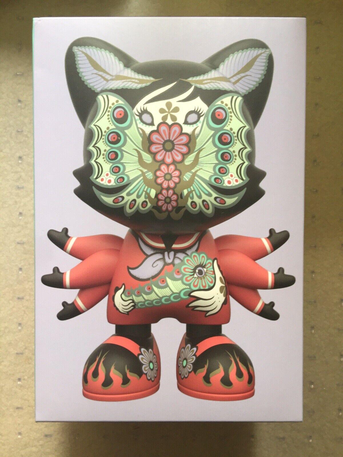 Junko Mizuno Mizuno Mizuno Lotus SUPERJANKY superplastic janky 8  x 300 art figure IN HAND f9cd6d