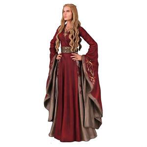 Jeu des trônes Cersei Baratheon Figura Pvc 17cm Cheval Noir