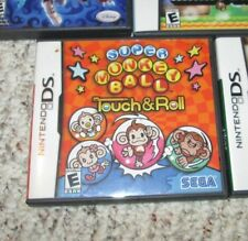 Super Monkey Ball: Touch & Roll for Nintendo DS (USED)