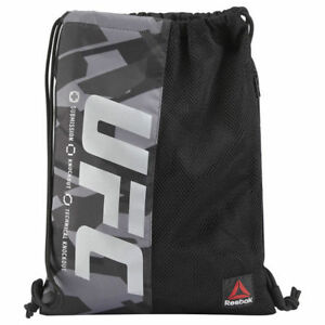 Image is loading Reebok-UFC-Ultimate-Fan-Draw-String-Bag-New