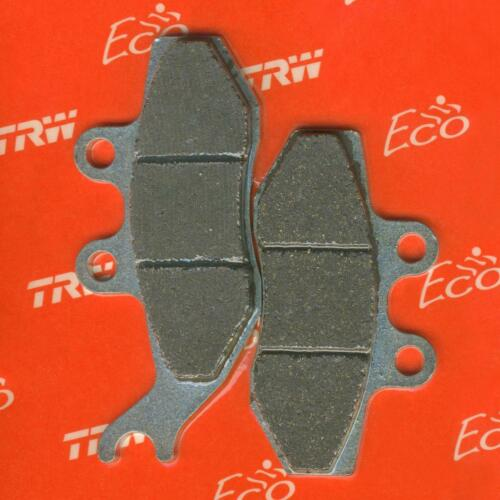 ECO Bremsklötze vorne Yamaha XT 125 X 08-11 TRW Lucas 7401H