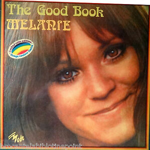 VINYL-MELANIE-THE-GOOD-BOOK-DISQUE-ROUGE-MD9020