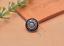 10X-Silver-Tone-Flower-Leather-Craft-Bag-Belt-Purse-Decor-Turquoise-Conchos-Set miniature 52