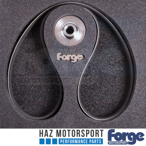 Audi S4//S5 3.0 TFSI Supercharged V6 Forge Supercharger Reduction Pulley Belt