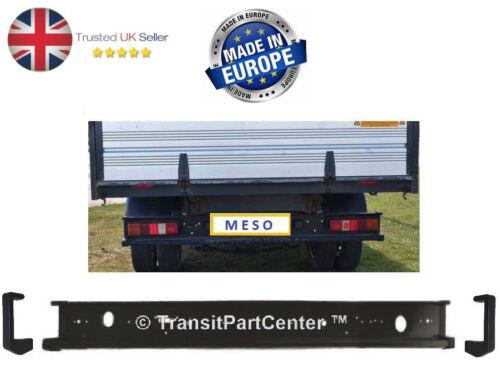 PARAURTI POSTERIORE BAR /& Tappi Per Ford Transit MK7 2006-2014 PICK UP telaio ribaltabile
