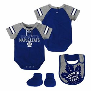 6a952c761 Details about Toronto Maple Leafs NHL Infant Creeper