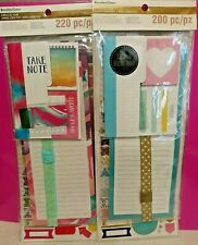 Recollections PLANNER ACCESSORIES~Sticky Notes~varieties~ Quick Ship!