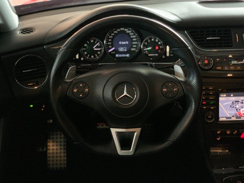 Mercedes CLS63 6,3 AMG aut.