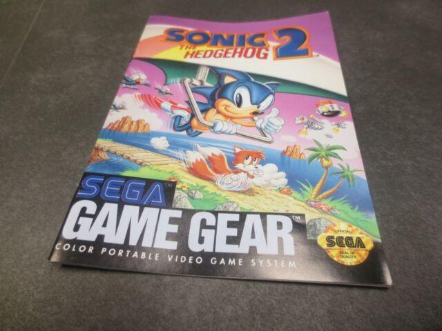 Pre order Sega GAME GEAR Shoulder Bag 1//1 Scale TGS2020 Sonic the Hedgehog