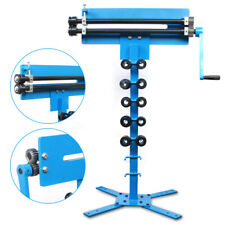 Manual Bead Roller With Cutting Capacity 12mmheight 1070mm Roll Sheet Metal