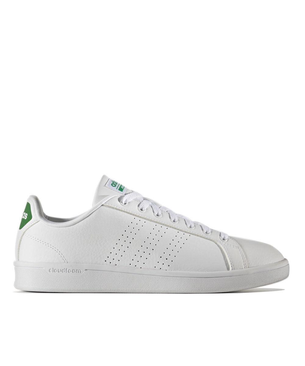 Men's Brand New Cloudfoam Advantage Clean Athletic Fashion Sneakers [AW3914]