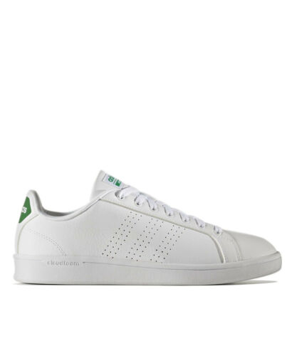 AW3914 Men/'s Brand New Cloudfoam Advantage Clean Athletic Fashion Sneakers