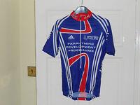 Team GB SKY London 2012 PDP Rider Issue cycling bike shirt jersey Adidas