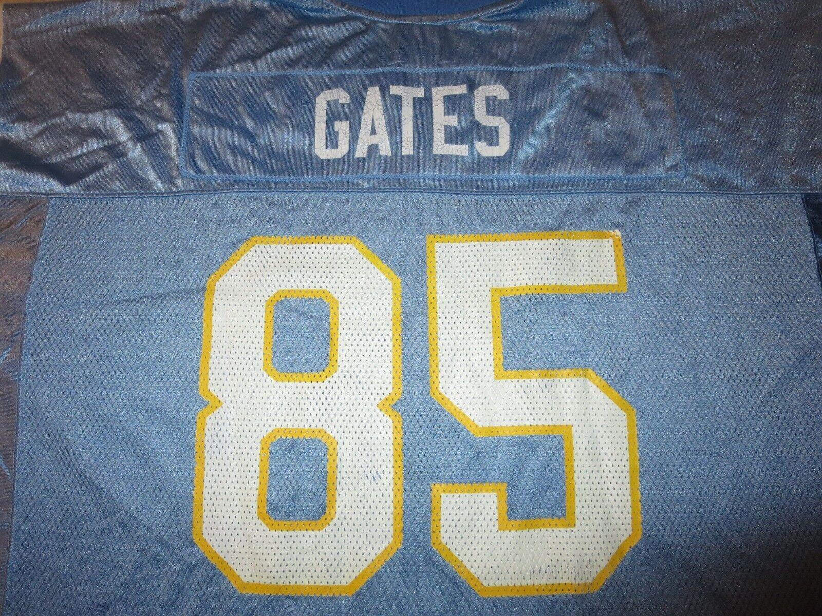 Antonio Gates  85 San Diego Diego Diego Chargers Puderblau Reebok NFL Trikot 2XL 2x 6237b2