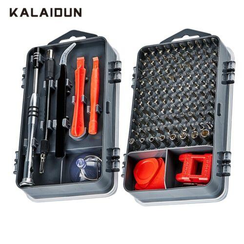 Multi Hand Tool Kit 112 in 1 Magnetic Screwdriver Set Torx Mobile Phone Repair