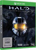 Xbox - One Xbone Halo Masterchief Collection 1-4 + 5 Beta Inkl Aller Mp Karten