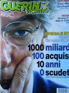 Amical Guerin Sportivo N°5 2005 Con Film Del Campionato [gs41]