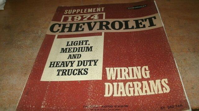 1974 Chevrolet Cheyenne Blazer Trucks All 10