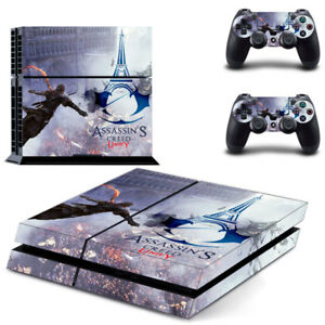 Amiable Sony Ps4 Console And Controller Skins Decal #0069 Design #ac69