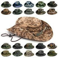Special Forces Wide Brim Boonie Bush Jungle Hats BTP MTP Multicam Military Army