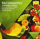 Rachmaninov Symphonic Dances 0028947842385 by Lorin Maazel CD