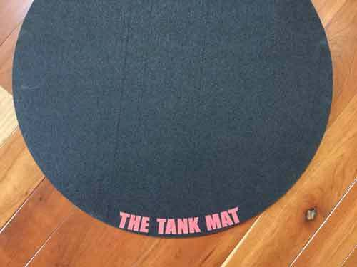 Semen Tank Mat