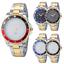 Luxus-Herren-Datum-Mode-Army-Sport-Edelstahl-Quarz-Analog-Armbanduhr Indexbild 1