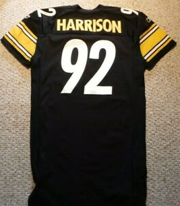 PITTSBURGH-STEELERS-TEAM-ISSUED-JERSEY-JAMES-HARRISON-AUTHENTIC-GAME-JERSEY