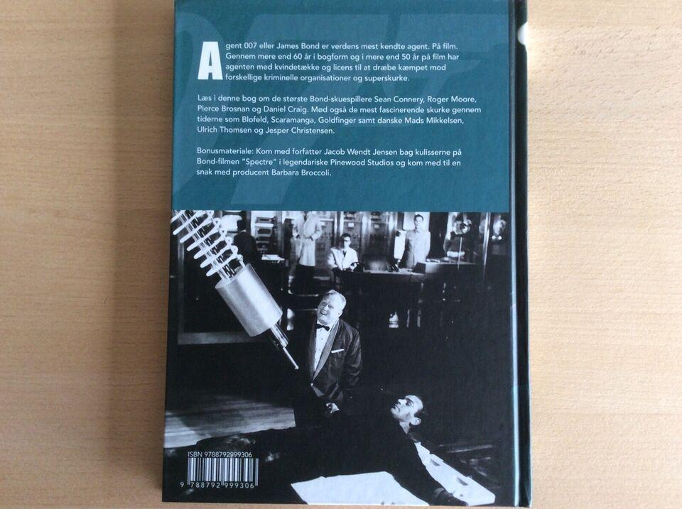 James Bond helte og skurke, Jacob Wendt Jensen, anden bog