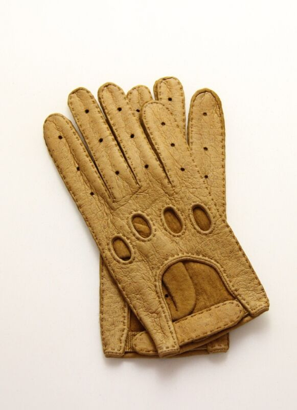 Smart Glove In Peccary Authentic Pilote Woman-show Original Title Ideal Gift For All Occasions