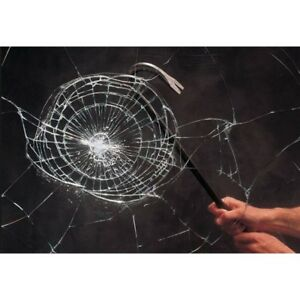 Safety & Sécurité Film De Fenêtre Anti Chocs En Verre Clair Protection-afficher Le Titre D'origine
