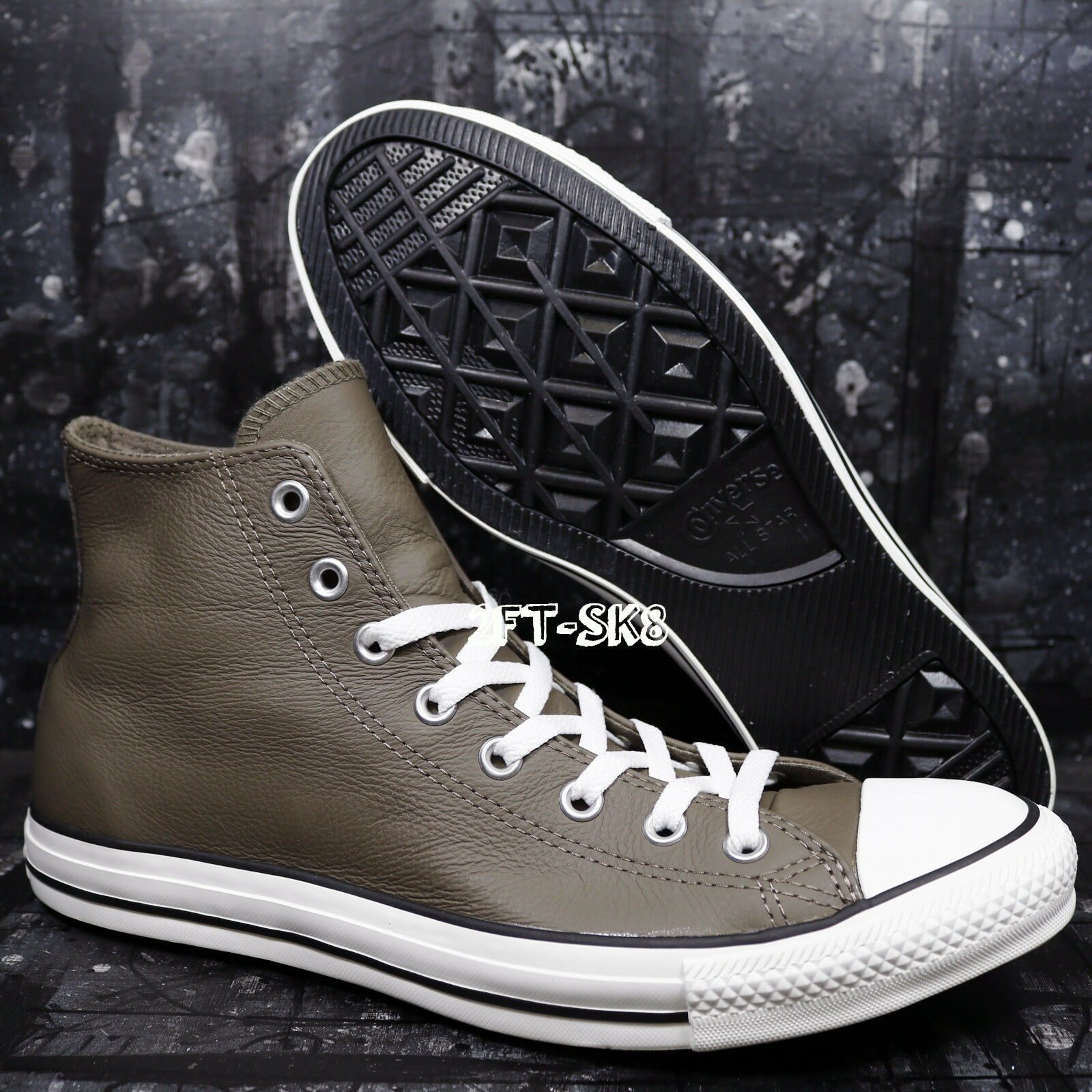 Converse CHUCK TAYLOR HI MOREL Homme 11 SKATE Chaussures D89128.337