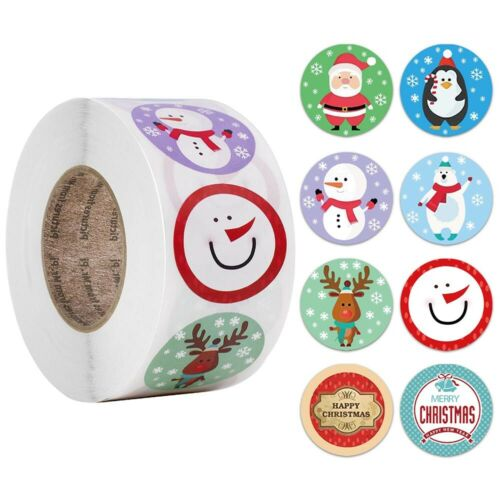 Baking Sign Christmas Stickers Pretty Things Inside Adhesive Label Seal Sticker