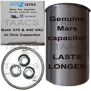 Jard By Mars Capacitor 55 5 Uf Mfd 440v 12792