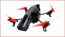 Parrot AR Drone 2.0 Genuine Power Edition Propellers Color Red Set of 4