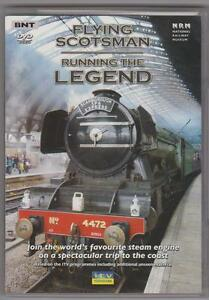 Flying Scotsman  Running The Legend DVD 2005 Railway DVD  NRM  ITV  BNT - EXETER, Devon, United Kingdom - RETURNS ACCEPTED FOR DAMAGED ITEMS OR WRONGLY SUPPLIED ITEMS WITH POSTAGE PAID BY SELLER. RETURN POSTAGE ON ITEMS RETURNED FOR OTHER REASONS WILL BE PAID BY THE BUYER. Most purchases from business sellers are protected by t - EXETER, Devon, United Kingdom