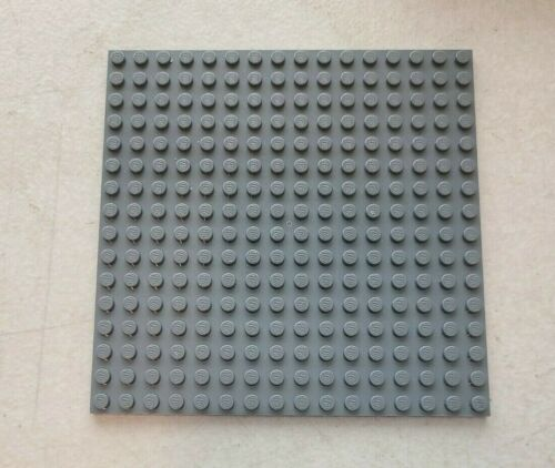 Lego 16x16 Studded Base Plates Quantity of 2 You Pick The Color