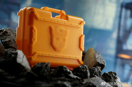 Dr.Wu DW Plastic suitcase model,In stock
