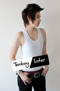 Details about TOMCHIC Original OR Breast Binder Undershirt Chest Vest  Tomboy FTM Lesbian XL